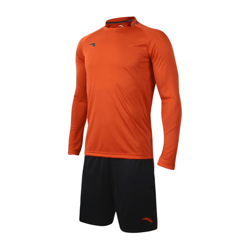 ANTA安踏男子足球服长袖套装45742201