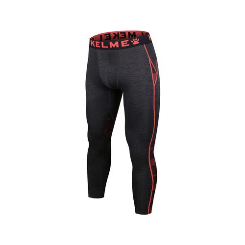 KELME卡尔美男训练长裤速干透气健身裤K17C8003