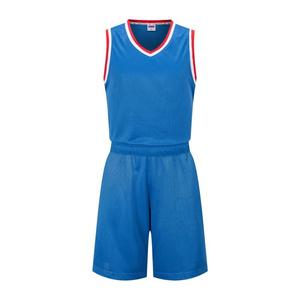 篮球服套装比赛团购个性DIY篮球衣VT5434