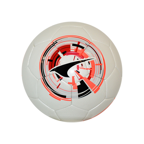 UCAN锐克4号5号足球专业比赛儿童成人贴皮PU足球KF8507