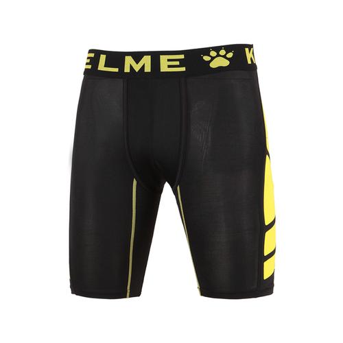 KELME卡尔美薄短铲球裤透气排汗运动裤K15Z702