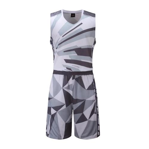 酷炫篮球服套装男撞色光板 VT810