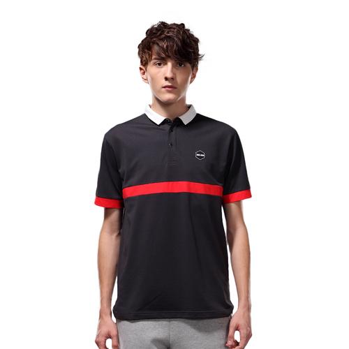 UCAN锐克时尚休闲T恤polo衫 H06294