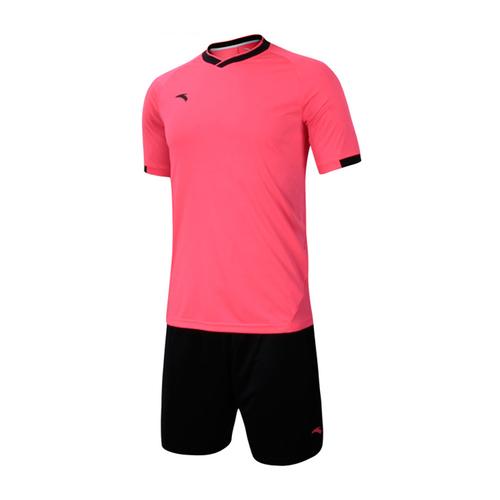 ANTA安踏足球服短袖套装光板球衣球服45732202