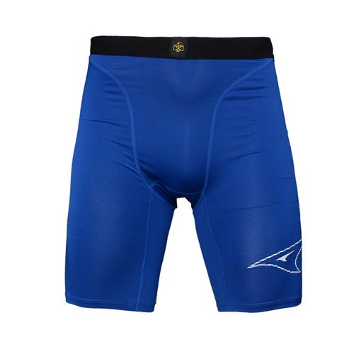 UCAN锐克运动紧身裤足球铲球裤弹力健身短裤J05122