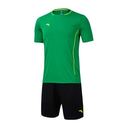 ANTA安踏短袖足球服成人组队训练服45732204