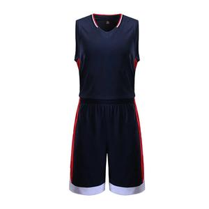 专业篮球服套装男 VT638