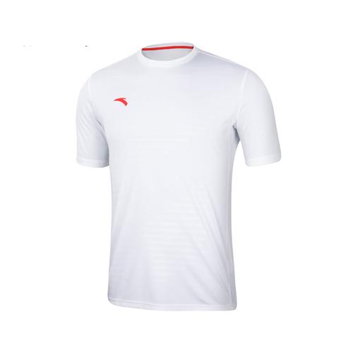 ANTA安踏男子运动训练短袖休闲T恤45732141