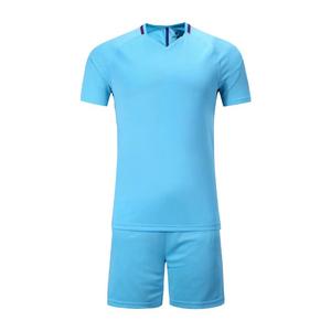 17-18赛季巴萨客场空白足球服套装