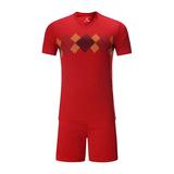 2018世界杯比利时主场空白足球服套装