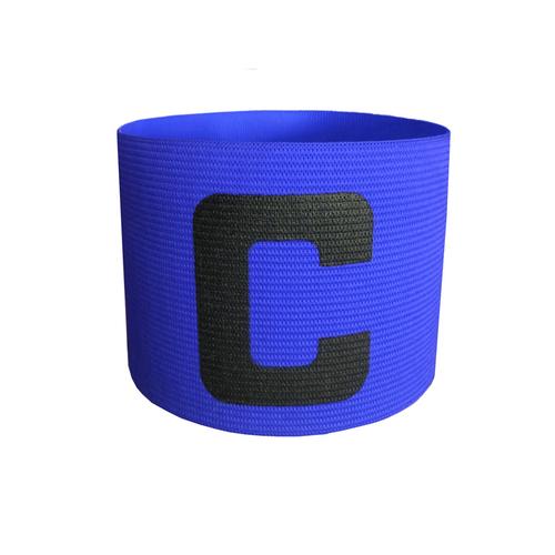 足球比赛队长袖标弹性贴粘贴缠绕式队长标志C字标