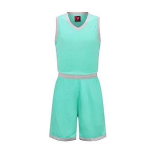 V领篮球服套装男多色球衣 VT1833