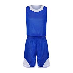 王者荣耀双面篮球服套装网眼透气球衣VT6333