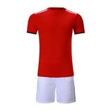 17-18赛季曼联主场空白足球服套装
