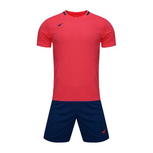 UCAN锐克男青少年短袖足球服套装组队球服 SS5201