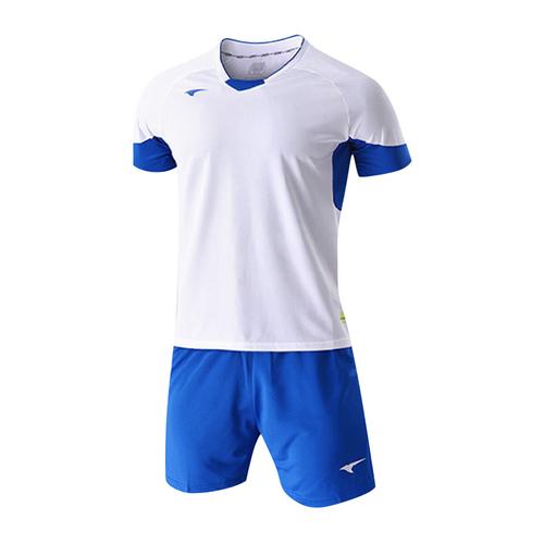 UCAN锐克男款足球服组队比赛服定制套装短袖 S06422