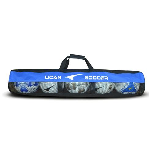 UCAN/锐克专业足球装备袋(5个装)球袋D02645