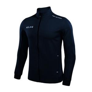 KELME卡尔美外套出场服训练服修身针织运动夹克衫3871303