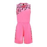 篮球服套装迷彩背心光板定制球衣 VT1836