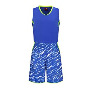 运动背心训练比赛队服篮球服套装团购定制VT1851