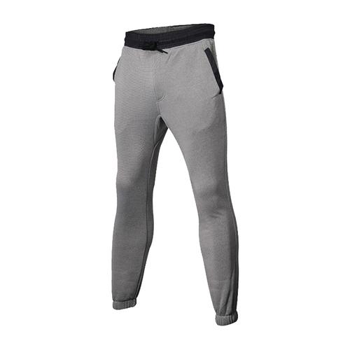 KELME卡尔美男加绒针织长裤保暖跑步裤子 KMC162022