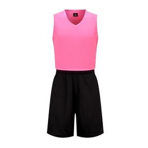篮球服套装男光板运动背心VT1010