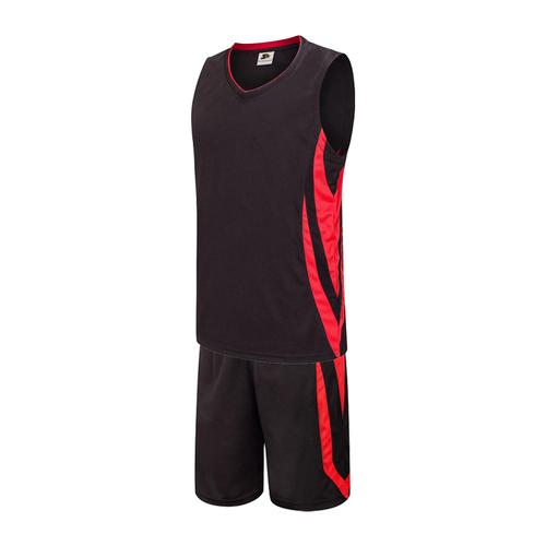 篮球服套装组队DIY印制印号球衣有童装VT5345