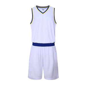 V领成人光板篮球服套装运动服男VT6551