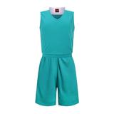 专业比赛拼色篮球服套装定制球衣 VT1835