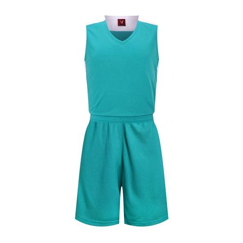 拼色篮球服套装 VT1835