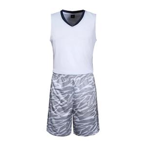 撞色篮球服套装男款迷彩球 VT628