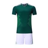 2018世界杯墨西哥主场足球服套装