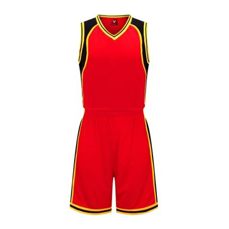 光板定制篮球系列速干凉爽透气篮球服套装 VT1811