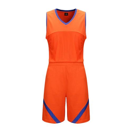篮球服套装男光板组队球衣 VT639