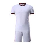 17-18赛季AC米兰客场空白组队球衣足球服