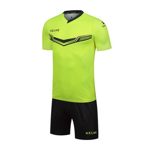 KELME卡尔美儿童足球服套装比赛服KCC160031