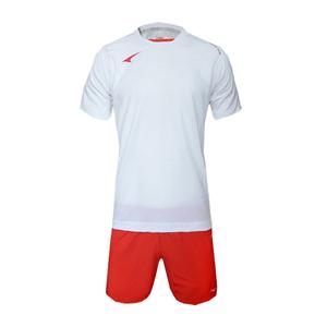 UCAN锐克男款足球服短袖套装组队比赛服 S05304