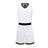 光板定制速干男款透气无袖篮球服 VT1813