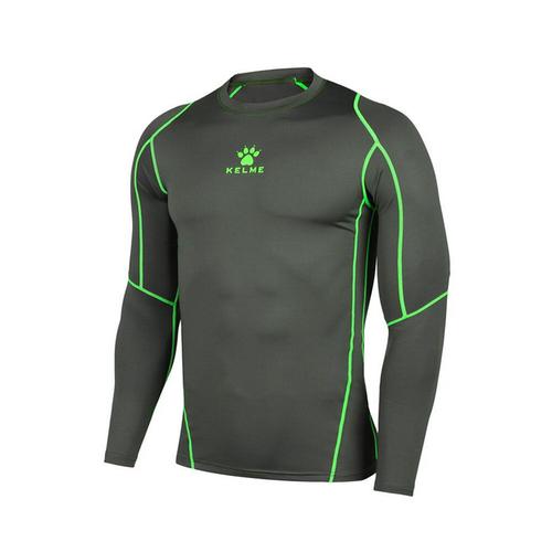 KELME卡尔美男士运动弹力健身衣K15Z708