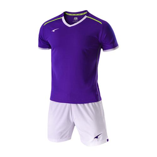 UCAN锐克童款足球服套装短袖定制球衣SS5568