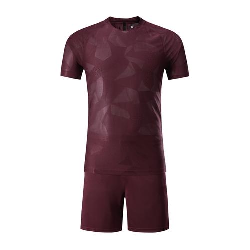 17-18赛季巴萨第二客场足球服套装
