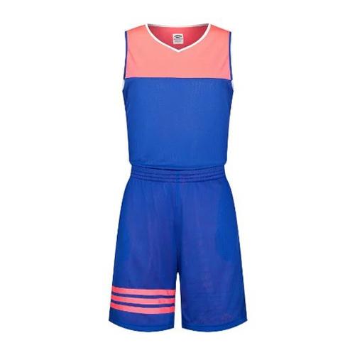 接拼色球衣新颖篮球训练服套装VT6316