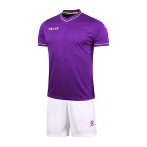 KELME卡尔美足球服短袖套装K15Z204