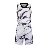 专业比赛篮球服套装男定制 VT1857