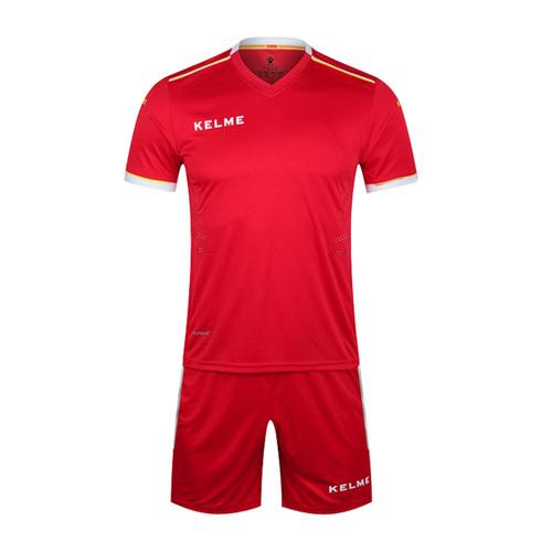 KELME卡尔美足球服套装短袖K16Z2004