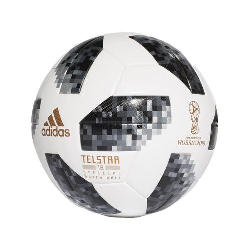 ADIDAS阿迪达斯足球男子2018世界杯比赛用球CE8083