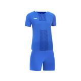 LINING李宁儿童青少年足球服套装短袖球服AATL382