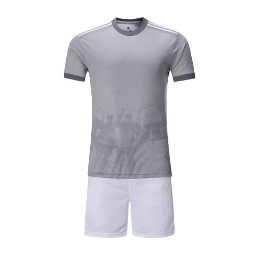 17-18赛季曼联客场空白足球服套装