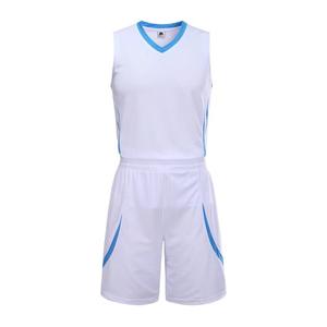 V领篮球服套装背心运动篮球服VT5337
