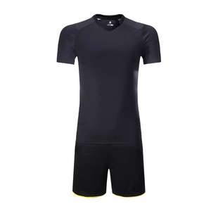 17-18赛季多特蒙德客场空白足球服套装